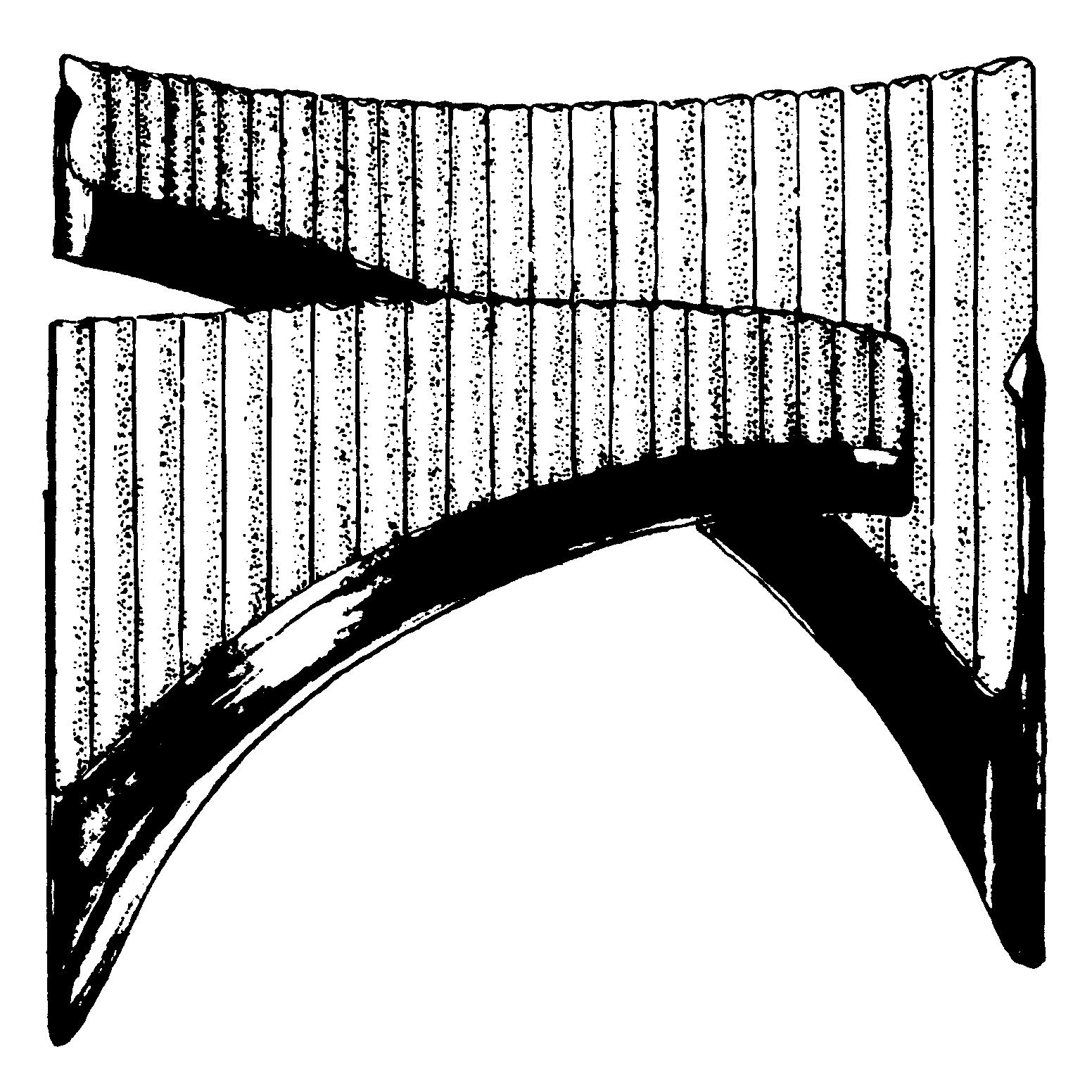 Panflöte-quadrat